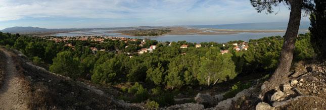 Leucate La Franqui - Vue panoramique
